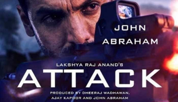 John Abraham 'Attack' to hit the silver screen on Independence Day weekend