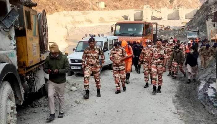 Uttarakhand glacier burst: Two more bodies recovered, death toll rises to 70