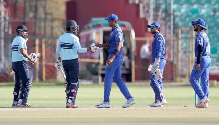 Vijay Hazare Trophy: Bihar cricketer tests COVID-19 positive, others to undergo tests