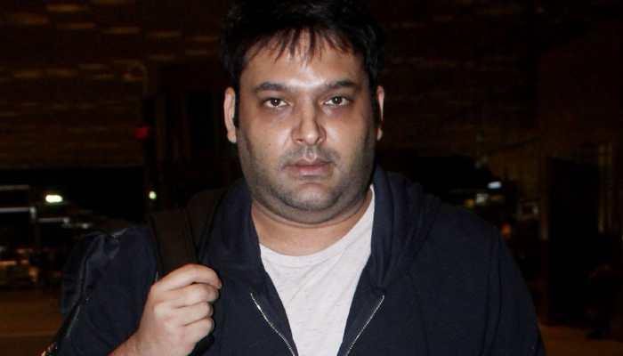 Kapil Sharma reveals why he was wheelchair-bound at Mumbai airport!