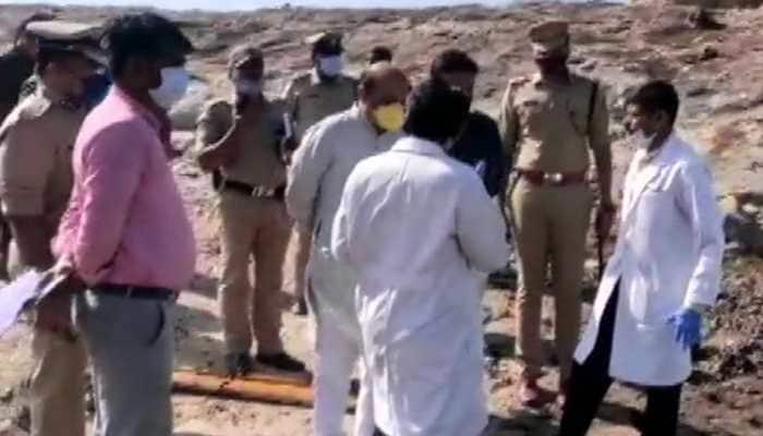 Chikkaballapur quarry blast: Karnataka Home Minister Basavaraj Bommai orders CID inquiry