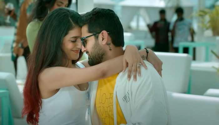 Priya Prakash Varrier's latest Telugu song Ninnu Chudakunda goes viral, becomes top trend - Watch