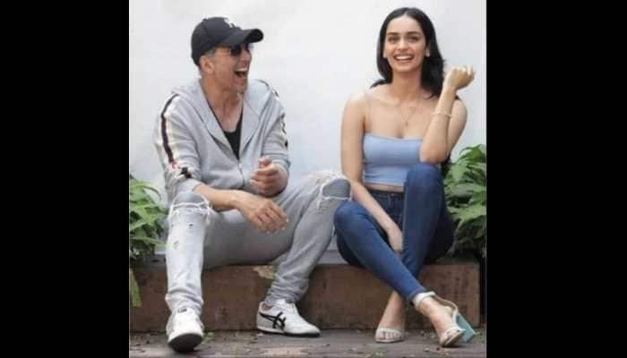 Manushi Chhillar feels 'fortunate' to get a Diwali debut, just like Deepika for her film Prithviraj which stars Akshay Kumar