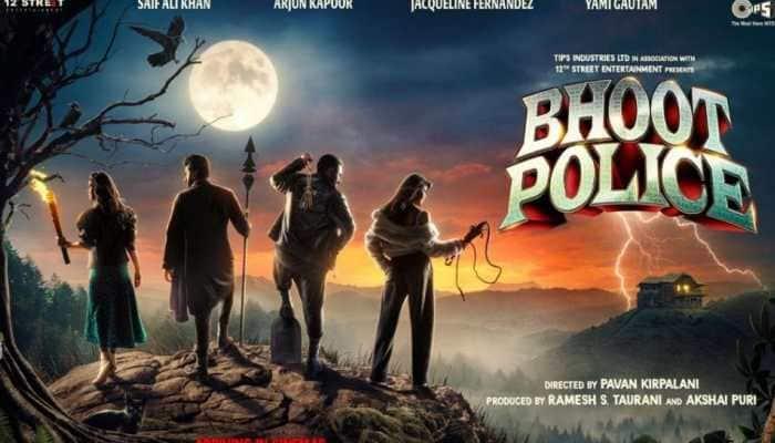 Saif Ali Khan, Jacqueline Fernandez starrer Bhoot Police locks release date!