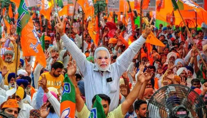 Gujarat civic polls: BJP retains power in all six municipal corporations