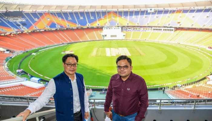 India vs England 3rd Test: Motera not only largest, but one of the best stadiums, says sports minister Rijiju