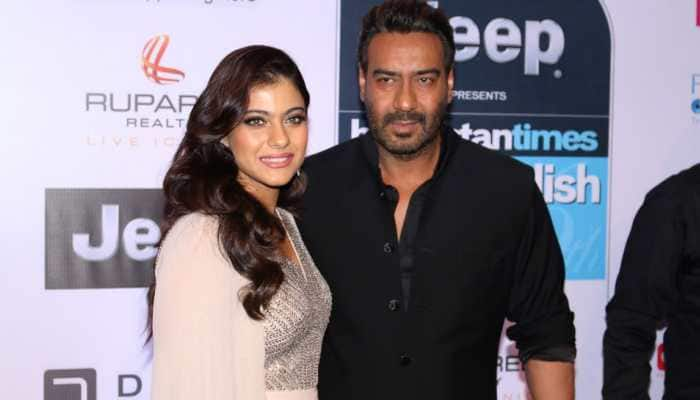 You're very attractive, I will stare at you: Kajol to Ajay Devgn on their wedding anniversary