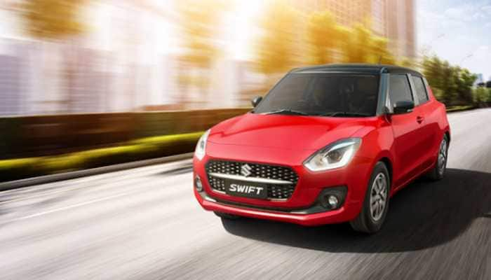 Maruti Suzuki Swift 2021 with Next Gen K-Series 1.2L Dual Jet Dual VVT Engine launched in India