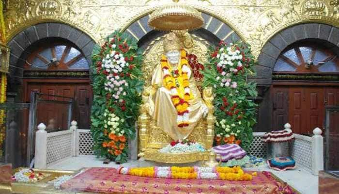 Shirdi Sai Baba temple changes 'darshan' timings amid spike in COVID-19 cases, new guidelines issued
