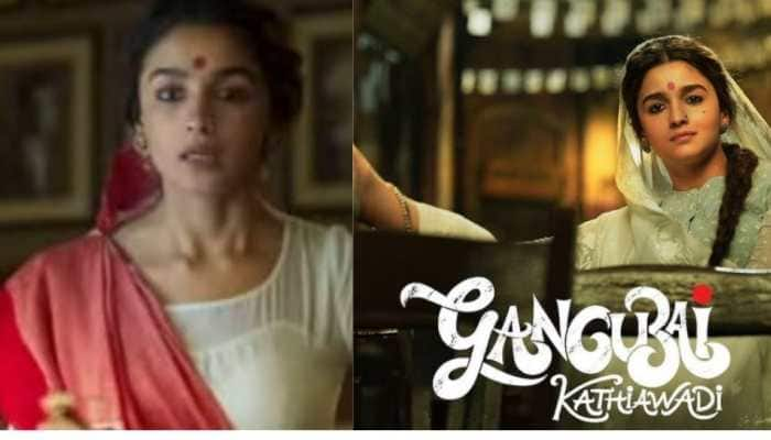 Gangubai Kathiawadi teaser: Alia Bhatt makes a powerful impact- Watch