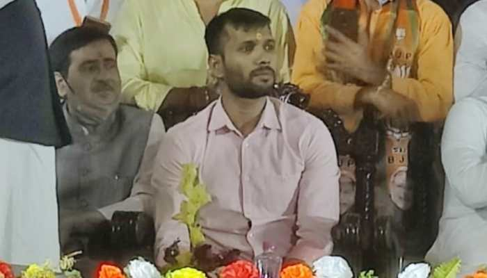 Former India player Ashoke Dinda joins BJP, hours after Manoj Tiwary's inclusion in TMC