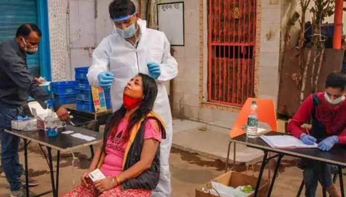 COVID-19: Maharashtra records over 8000 fresh cases, Mumbai reports 1167 new infections