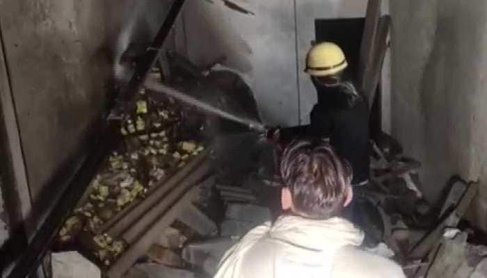 Karnal blast: Death toll rises to three in explosion at cracker factory