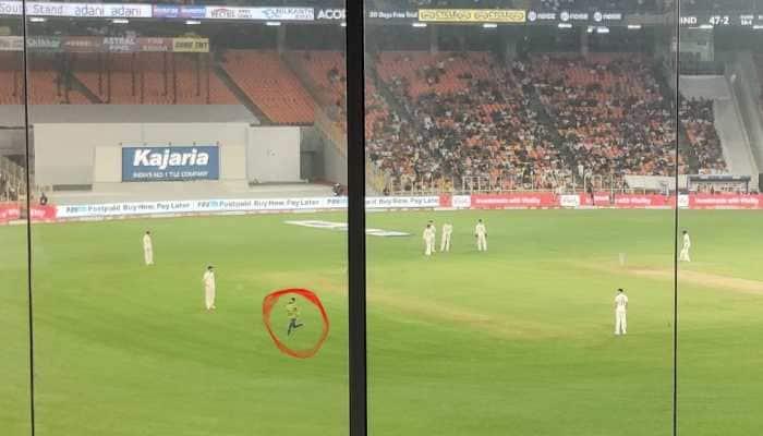 India vs England 3rd Test: COVID-19 bio-bubble scare as Virat Kohli fan runs on to field