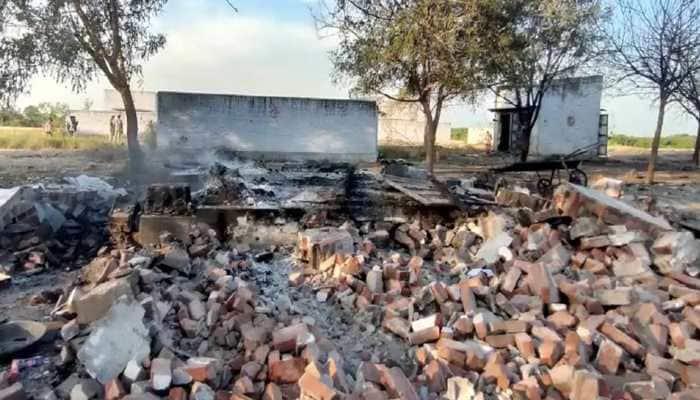 Six dead, several injured in blast in firecracker factory at Tamil Nadu's Sivakasi