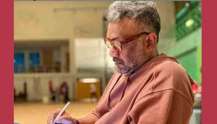 Anubhav Sinha shares picture from 'Anek' shoot, calls it toughest film so far