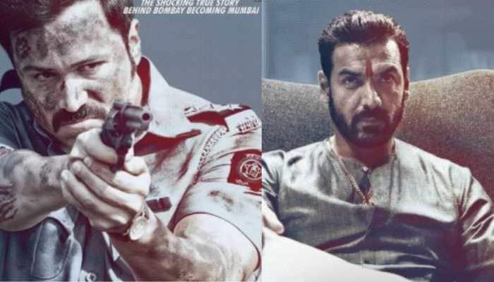Mumbai Saga trailer: It is John Abraham vs Emraan Hashmi in this gangster flick