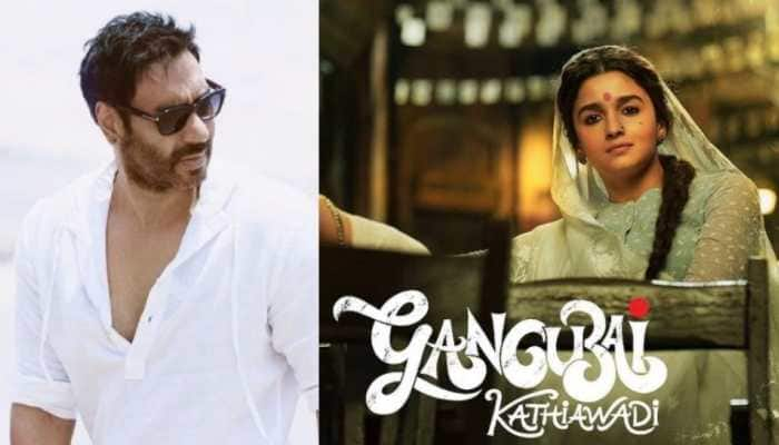 Ajay Devgn to start shooting for Alia Bhatt starrer 'Gangubai Kathiawadi'