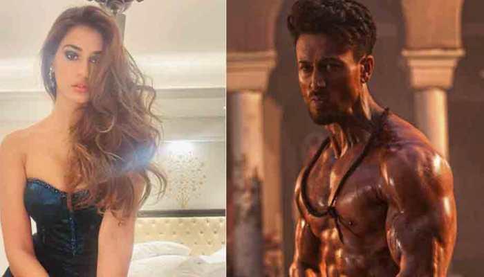 Tiger Shroff's killer moves in this dance video stun sister Krishna Shroff, rumoured girlfriend Disha Patani