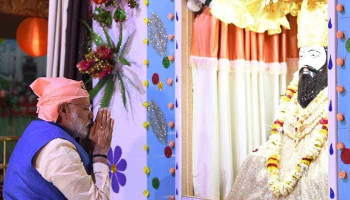 Guru Ravidas Jayanti: PM Narendra Modi, President Ram Nath Kovind pay tribute