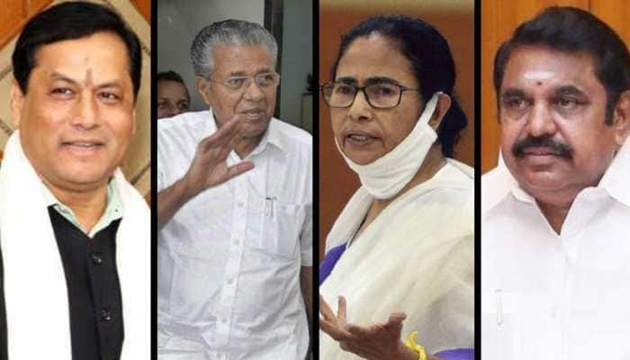 Mamata Banerjee fights the toughest political battle, BJP hopes high in most crucial state elections