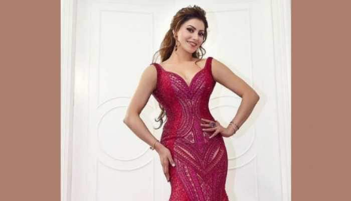 Urvashi Rautela 'excited' about first international music album 'Versace'