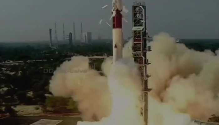 ISRO launches Brazil's Amazonia-1 satellite, 18 co-passenger satellites onboard PSLV-C51 in first lift-off of 2021