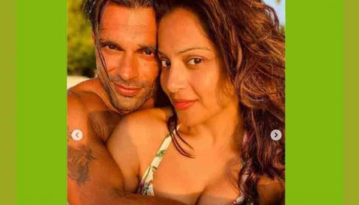 Bipasha Basu, Karan Singh Grover make sizzling hot couple in sunkissed photos from Maldives