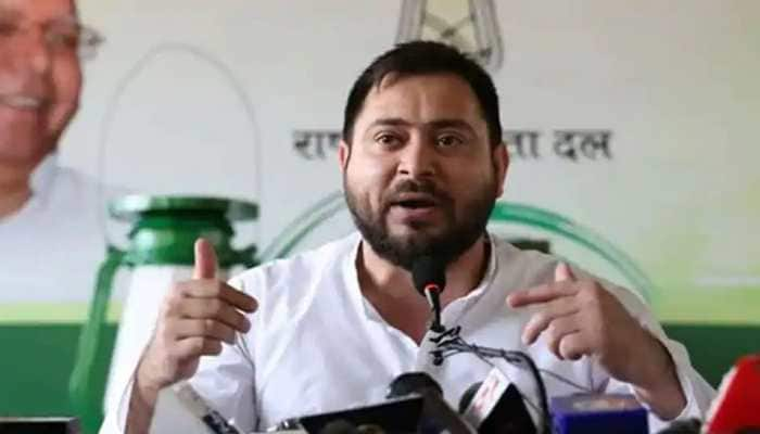 No one is talking about unemployment, farmers, says RJD leader Tejashwi Yadav