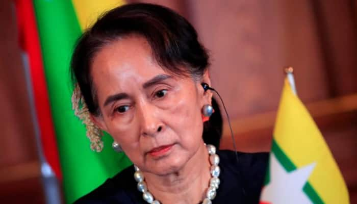 Myanmar's Suu Kyi appears at court hearing via video conferencing, faces new charge