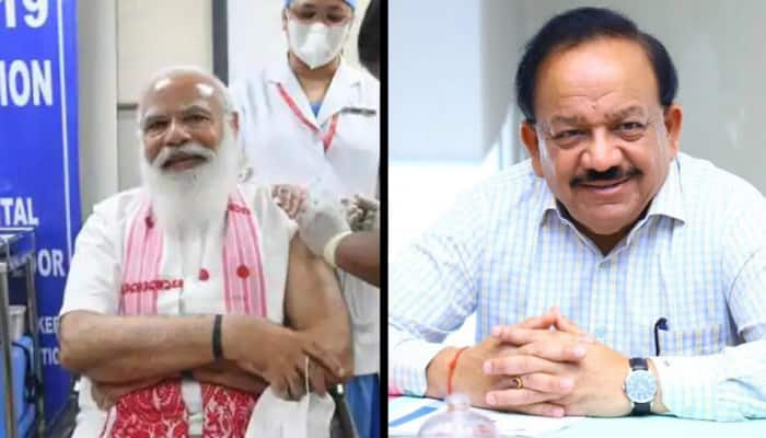PM Narendra Modi leads by example, says Health Minister Harsh Vardhan, urges opposition to support vaccination drive