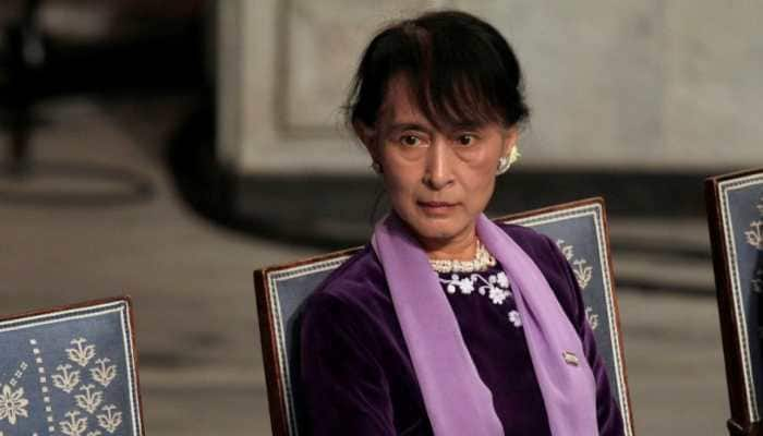 More charges filed against Suu Kyi in Myanmar court, police crackdown on protests