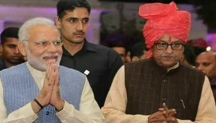PM Narendra Modi expresses anguish over demise of BJP leader Nand Kumar Singh Chauhan, sends condolences