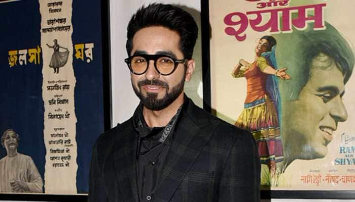 I truly salute all your efforts: Ayushmann Khurrana lauds CISF for working round the clock amid coronavirus pandemic in North East