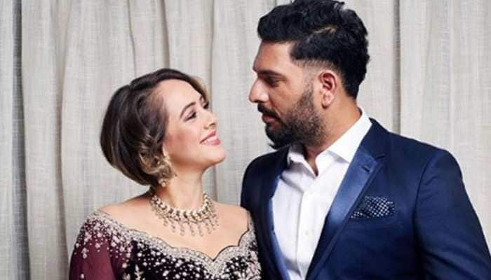 Is cricketer Yuvraj Singh's wife Hazel Keech pregnant? Her birthday video sparks rumours