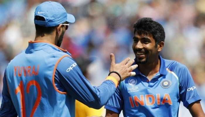 India vs England: Yuvraj Singh trolls Jasprit Bumrah for social media picture