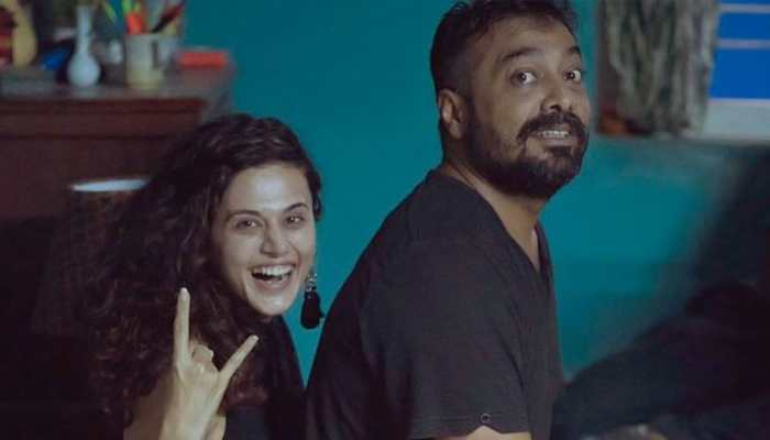 Anurag Kashyap, Taapsee Pannu and Vikas Bahl's residence raided by Income Tax officials