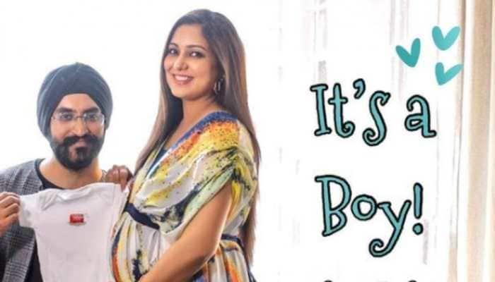 Harshdeep Kaur and Mankeet Singh welcome baby boy!