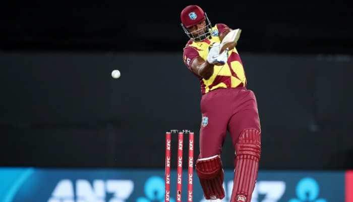 WI vs SL 1st T20: Kieron Pollard does a Yuvraj Singh, smashes 6 sixes in an over after Dananjaya hat-trick