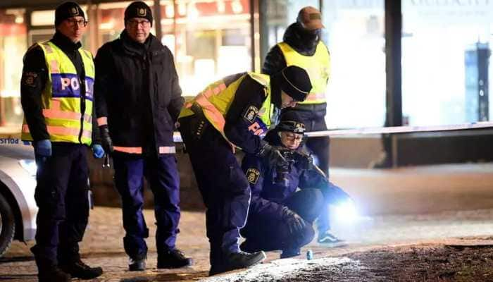 Knife attack leaves eight injured in Sweden, terror angle being probed