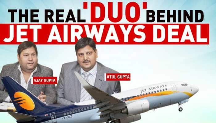 Exclusive: Are the infamous Gupta Brothers of South Africa secretly buying Jet Airways?
