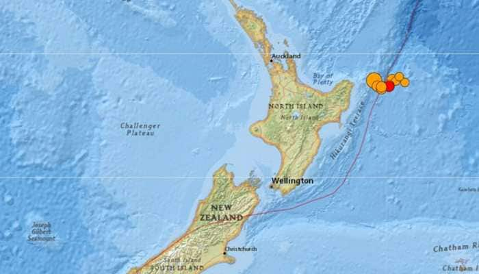 7.3 magnitude earthquake jolts New Zealand, Tsunami warning issued and later lifted