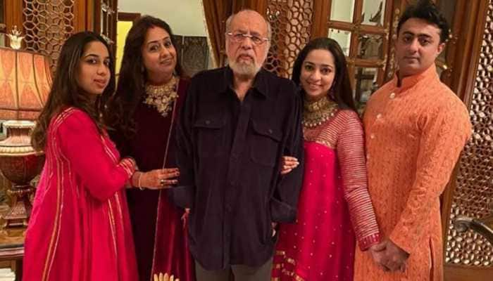 JP Dutta's daughter Nidhi Dutta's wedding with Binoy Gandhi at same venue in Jaipur where her parents tied the knot!