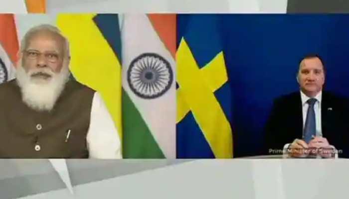 India, European Union are democratic superpowers: Sweden PM Stefan Lofven