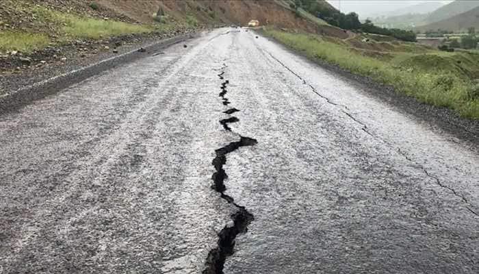 Moderate earthquake of 3.6 magnitude hits Ladakh