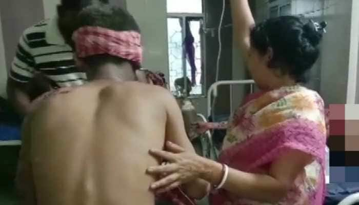 West Bengal: Six BJP workers injured in bomb attack, blame TMC
