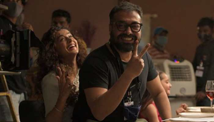 Anurag Kashyap hits back at haters, his first post after Income Tax raids features Taapsee Pannu, says 'we restart Do Baara'