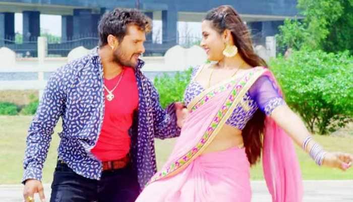 Bhojpuri superstar Khesari Lal Yadav's birthday: His superhit songs with Kajal Raghwani, Aamrapali Dubey, Akshara Singh - Watch