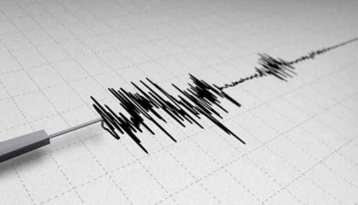 Another moderate earthquake jolts Ladakh, measuring 3.7 on Richter scale