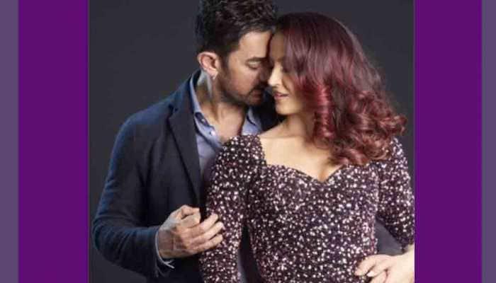 Aamir Khan revisits lover boy role, romances Elli AvrRam in 'Har Funn Maula' song, first look poster out